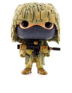 Funko Pop Call Of Duty All Ghillied Up Vinyl Figure