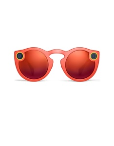 Snapchat Spectacles Coral