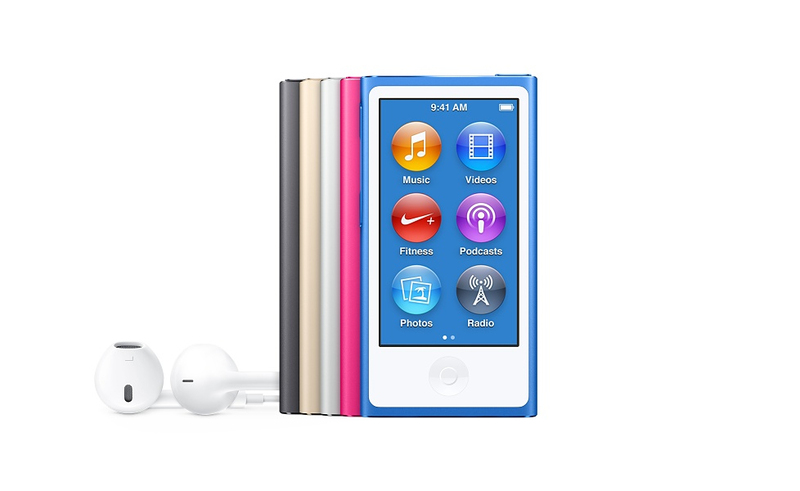 iPod Nano 16GB Space Grey [7th Generation]