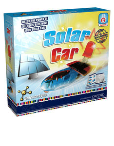 Science 4 You Oxford Solar Car