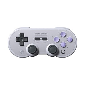 8BitDo SN30 Pro SN Edition Bluetooth Gamepad