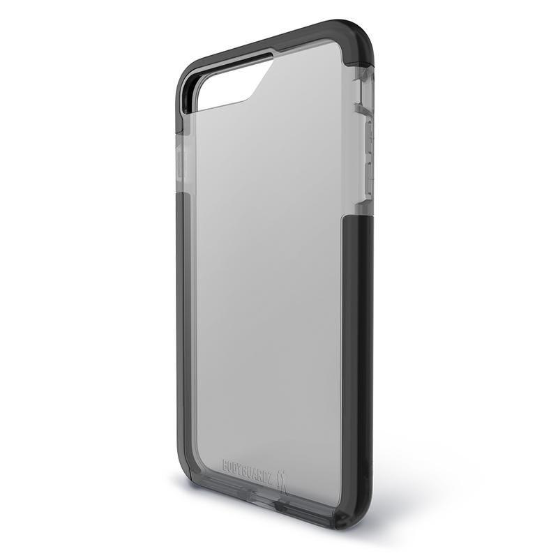 new products f55b9 491f3 BodyGuardz Ace Pro Case Smoke Black for iPhone 8 Plus/7 Plus