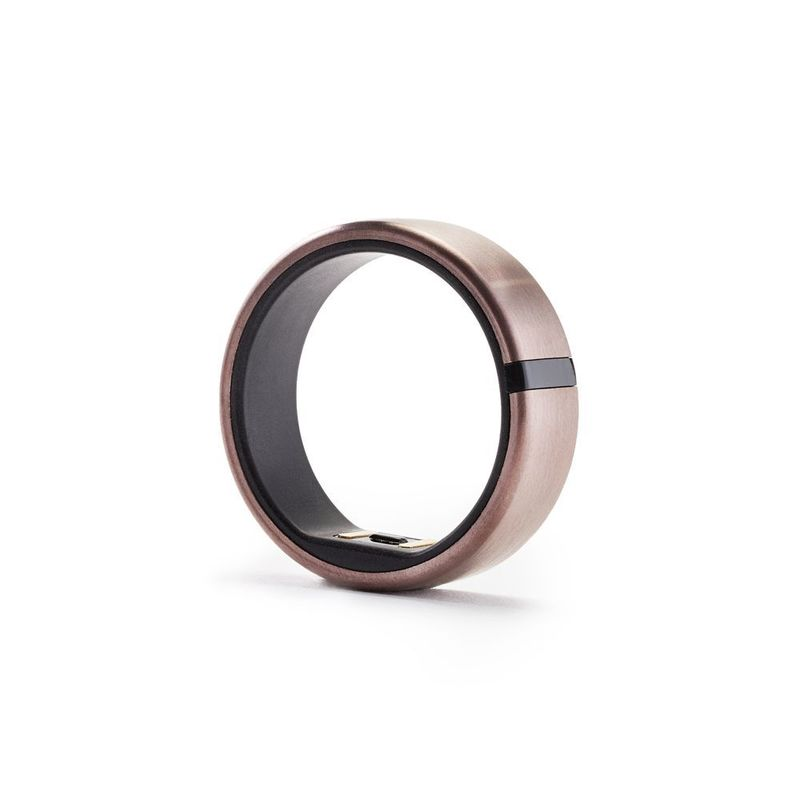 Motiv Ring Rose Gold Size 11 Activity Tracker