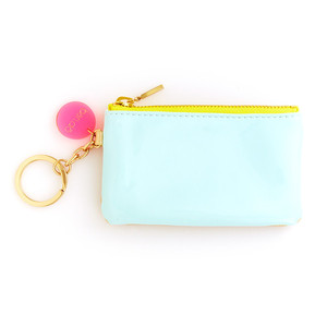 Ban.do Zip Zip Keychain Pouch Mermaid/Gold