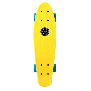 Maui and Sons Cookie Skateboard in Yellow