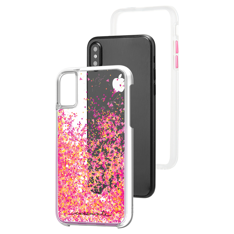 promo code 0ef9f 3371c Case-Mate Waterfall Case Glow In the Dark for iPhone X