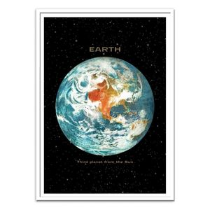 Earth Art Poster by Terry Fan [30 x 40 cm]