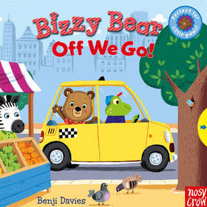 Bizzy Bear Off We Go