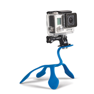 MyMiggo Splat GoPro Blue Flexible Tripod