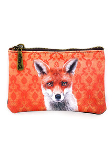 Cat's Eye Fox Flat Bag