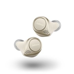 Jabra Elite 75t Gold True Wireless Earbuds