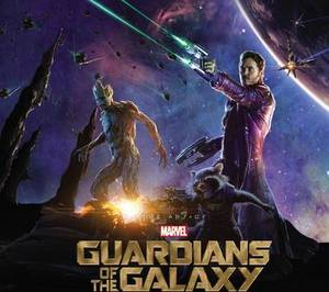 Guardians Of The Galaxy The Art Of The Movie Slipcase