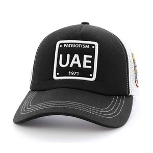 B180 Patriotism 5 Unisex Cap Black/White Limited Edition