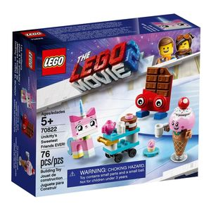 LEGO MOVIE 2 UNIKITTY'S SWEETEST FRIENDS EVER