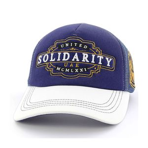 B180 Solidarity 2 Medium Unisex Cap Blue/White Limited Edition