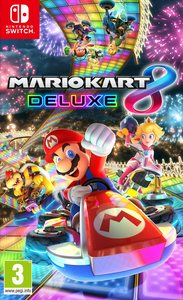 Mario Kart 8: Deluxe [Pre-owned]