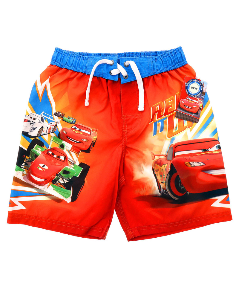 Cars Rev It Up Toddlers Swimshorts 6