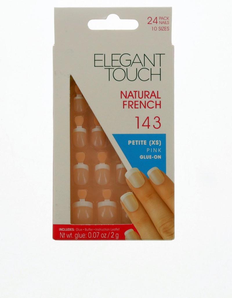 Elegant Touch French American Bare | Nails | Beauty | Virgin Megastore