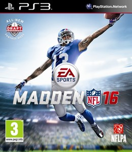 Madden NFL 16 [Pre-owned]