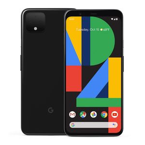 Google Pixel 4 XL Smartphone 128 GB Just Black [US]