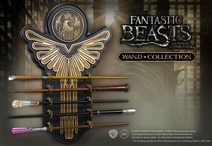 Noble Collection Fantastic Beasts Wand Collector's Set