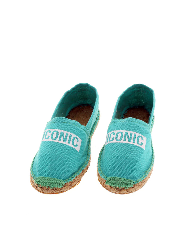 Acqua Iconic Water Green Women'S Espadrillas Size 39