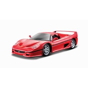 BBurago Ferrari F50 Red 1/24 Scale Model Car
