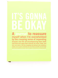 Knock Knock Inner Truth Journal It's Gonna Be Okay Notebook