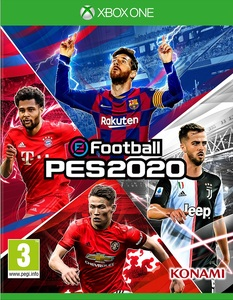 eFootball PES 2020 Xbox One [Pre-order]