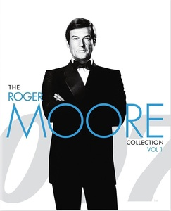 Roger Moore Collection: Vol 1 [7 Disc Set]