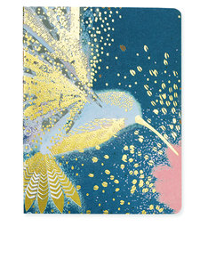 Go Stationery Opium Hummingbird A6 Notebook