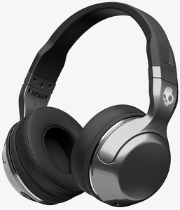 Skullcandy Hesh 2.0 Bluetooth Silver/Black/Chrome Headphones