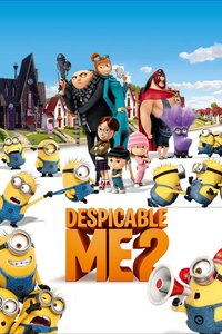Despicable Me 2 {4K Ultra HD] [2 Disc Set]