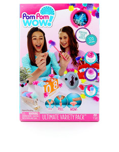 Pompom Wow Ultimate Variety Pack