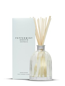 Peppermint Grove Wild Jasmine & Mint Diffuser 200ml