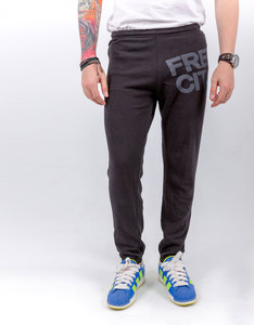 Freecity Large Featherweight Superblack Blue Sweatpants S