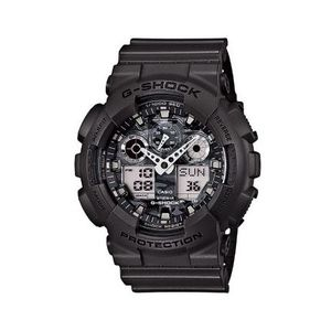 Casio GA-100CF G-Shock Analog/Digital Watch