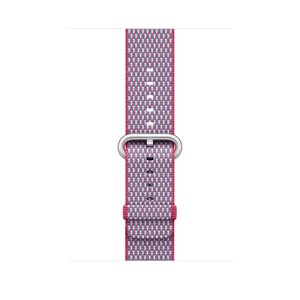 Apple Berry Check Woven Nylon for Apple Watch 42mm