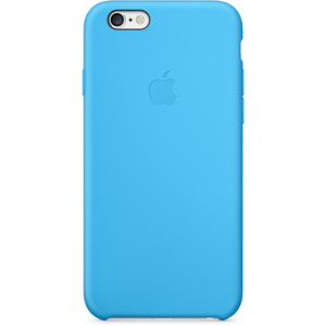Apple Silicone Case Blue iPhone 6