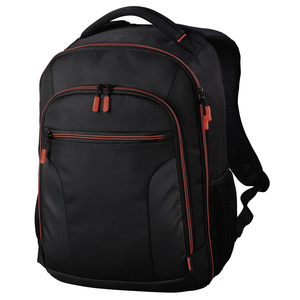 Hama Miami 190 Black/Red Camera Backpack