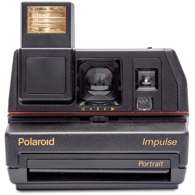 Polaroid 600 Impulse Camera   Instant Cameras   Cameras + Photography    Electronics   Accessories   Virgin Megastore 85017d17370b