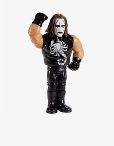 Mattel WWE Sting Retro 4 Inch Action Figure