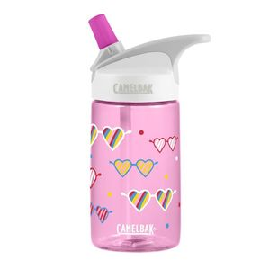 Camelbak Eddy Kids Love Glasses Bottle 400ml