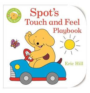 Baby Spot Touch & Feel Playbook