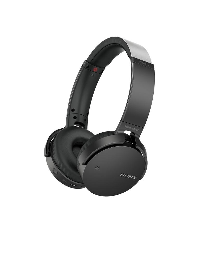5d6567afc54 Sony MDR-XB650 Black Bluetooth Headphones | On-Ear Headphones | Headphones  | Headphones + Audio | Electronics & Accessories | Virgin Megastore