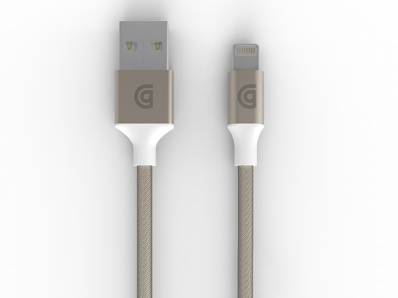 Griffin Premium Gold Lightning Cable 5Ft