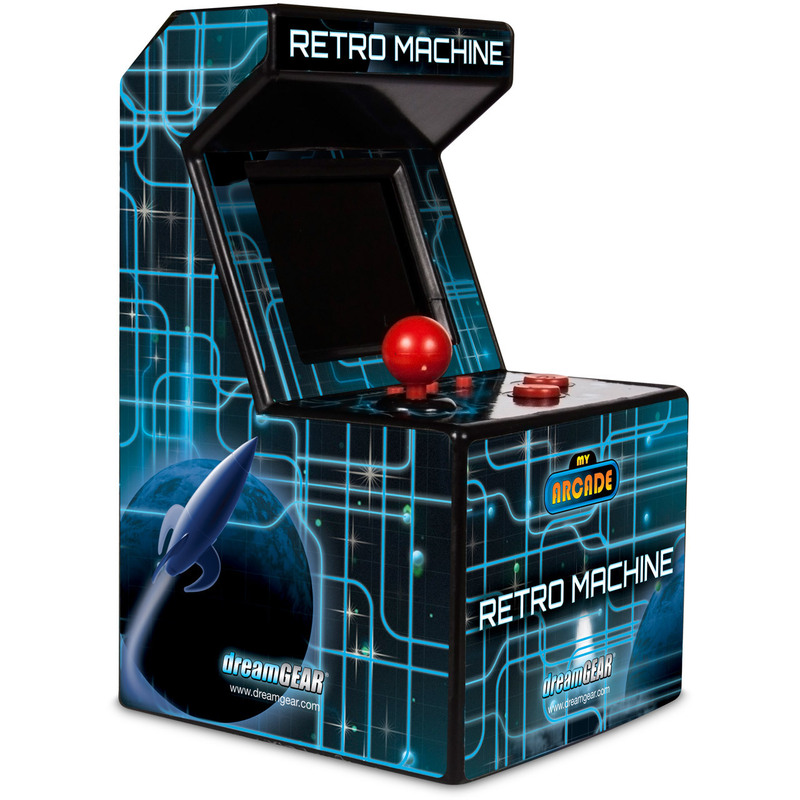 Dreamgear My Arcade Retro Portable 200 Games
