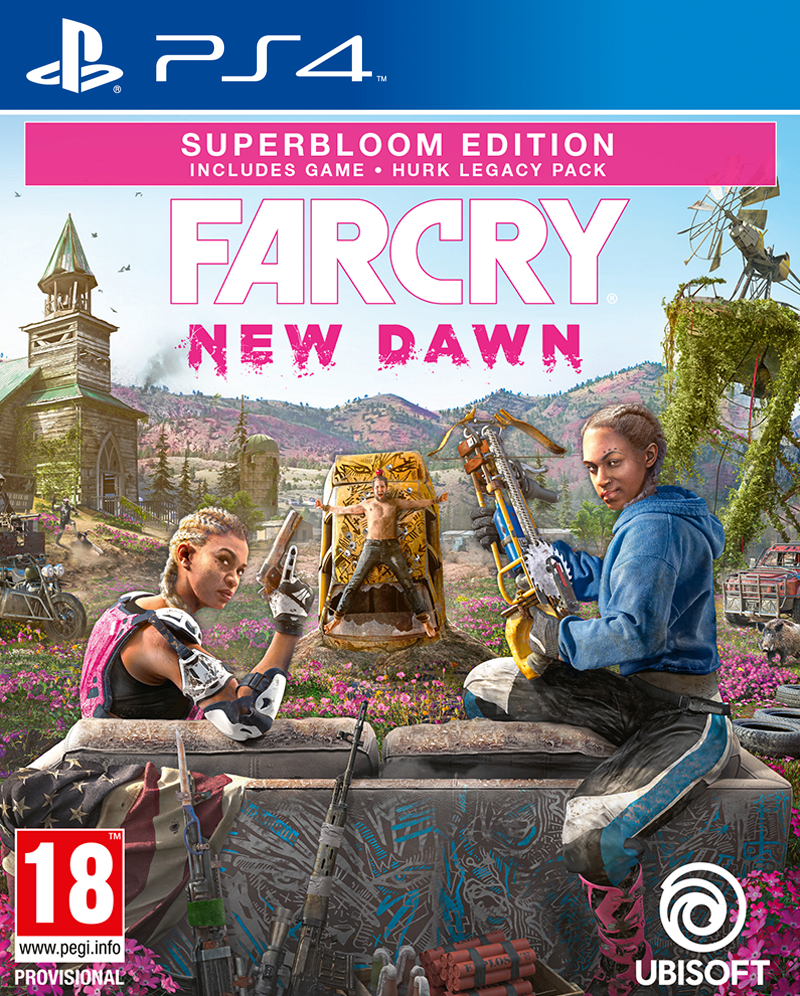 Far Cry: New Dawn
