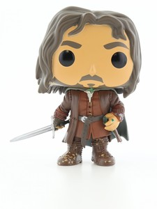 Funko Pop LOTR/The Hobbit S3 Aragorn Vinyl Figure