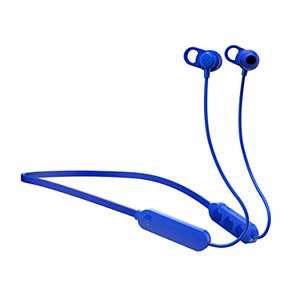 Skullcandy Jib+ Blue Wireless In-Ear Earphones
